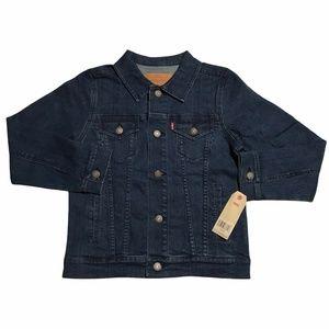 Little & Big Boys Blue Denim Trucker Jacket Stylish size S,M,L,XL (8-18 Years)